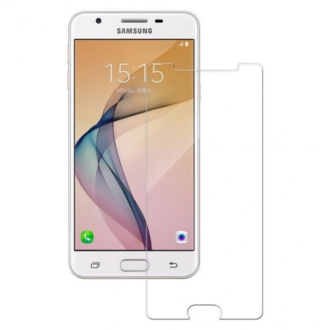 محافظ صفحه نمایش مدل Simple مناسب برای گوشی موبایل سامسونگ Galaxy J5 Prime
