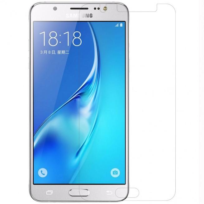 محافظ صفحه نمایش مدل Simple مناسب برای گوشی موبایل سامسونگ Galaxy J5 2016