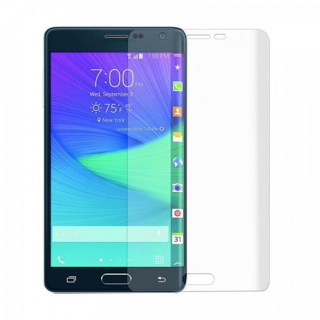 محافظ صفحه نمایش مدل Simple مناسب برای گوشی موبایل سامسونگ Galaxy Note Edge