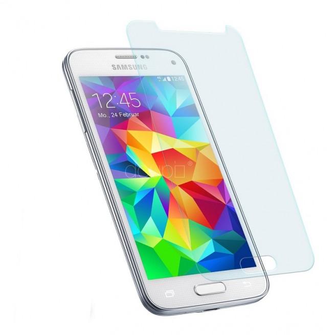 محافظ صفحه نمایش مدل Simple مناسب برای گوشی موبایل سامسونگ Galaxy S5 Mini
