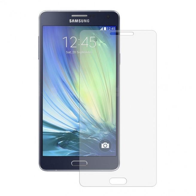 محافظ صفحه نمایش مدل Simple مناسب برای گوشی موبایل سامسونگ Galaxy A7