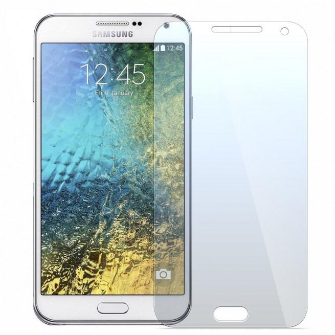 محافظ صفحه نمایش مدل Simple مناسب برای گوشی موبایل سامسونگ Galaxy E7
