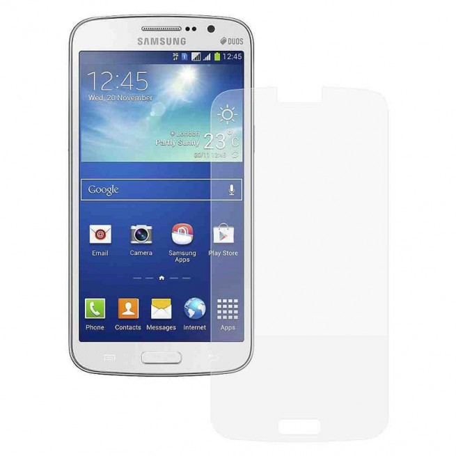 محافظ صفحه نمایش مدل Simple مناسب برای گوشی موبایل سامسونگ Galaxy Grand 2