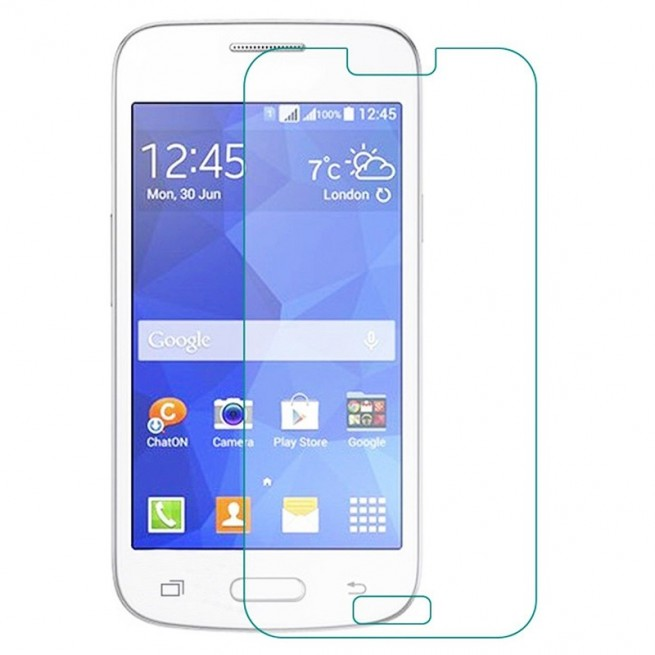 محافظ صفحه نمایش مدل Simple مناسب برای گوشی موبایل سامسونگ Galaxy Star 2 Plus