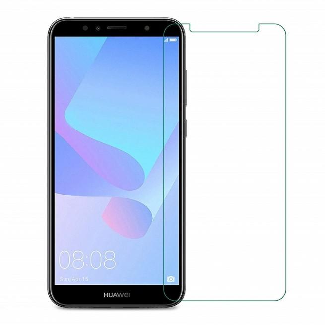 محافظ صفحه نمایش مدل Simple مناسب برای گوشی موبایل هوآوی Y6 2018 / Y6 Prime 2018
