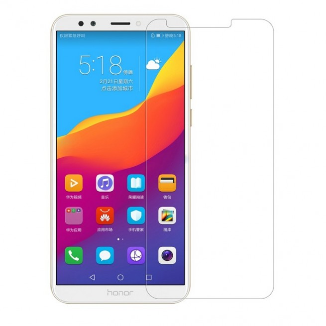 محافظ صفحه نمایش مدل Simple مناسب برای گوشی موبایل هوآوی Y7 Prime 2018