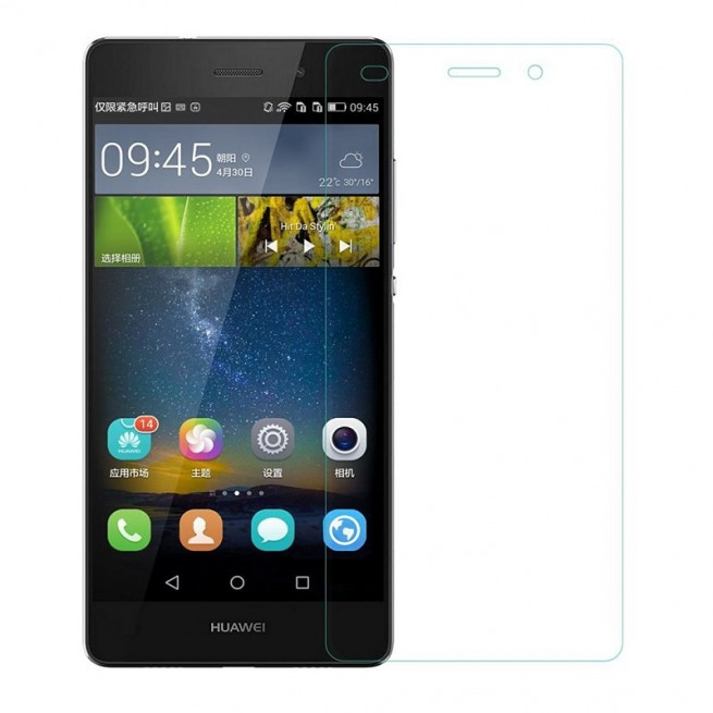 محافظ صفحه نمایش مدل Simple مناسب برای گوشی موبایل هوآوی P8 Lite