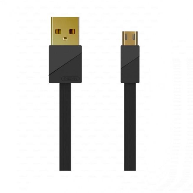 کابل تبدیل USB به MicroUSB ریمکس مدل RC-048m طول 1 متر