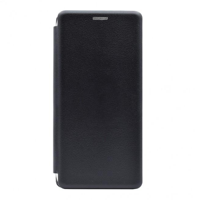 کیف کلاسوری مدل Leather Magnet مناسب برای گوشی شیائومی Redmi Note 8 Pro
