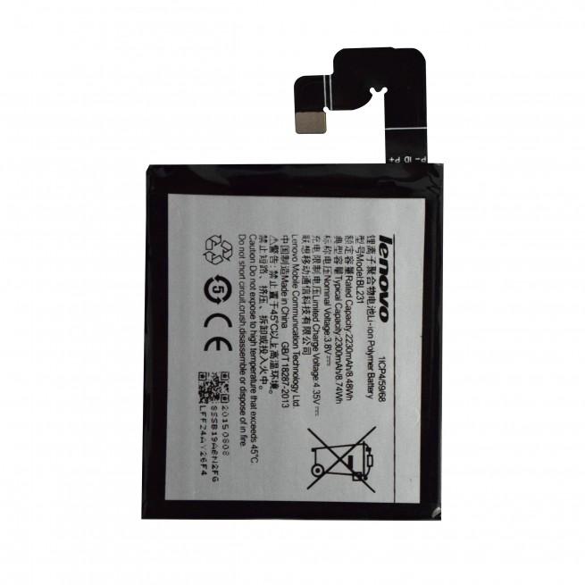 باتری موبایل لنوو مدل Vibe X2