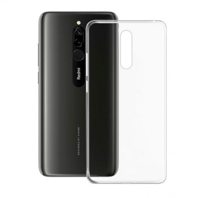کاور مدل Clear jelly مناسب برای گوشی موبایل شیائومی Redmi 8