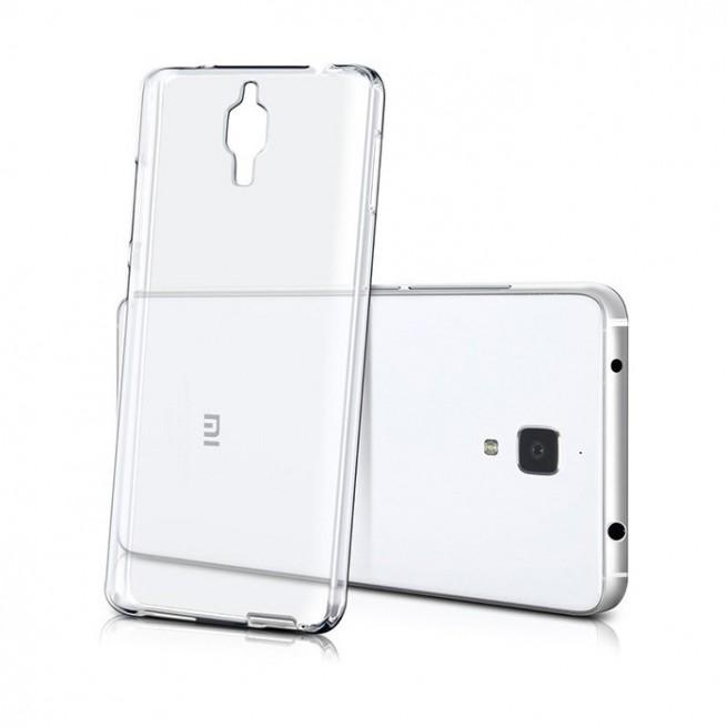 کاور مدل Clear jelly مناسب برای گوشی موبایل شیائومی Mi 4