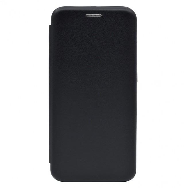 کیف کلاسوری مدل Leather Magnet مناسب برای گوشی شیائومی Redmi Note 7 Pro