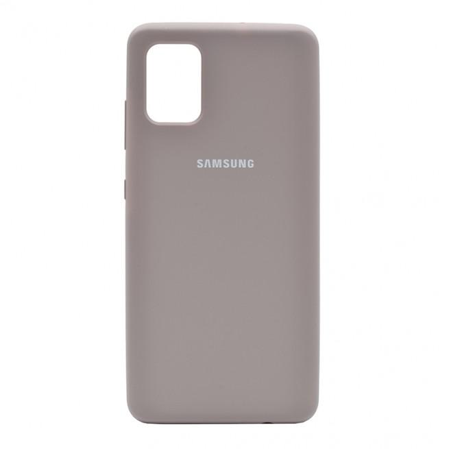 کاور مدل Silicon TPU مناسب برای گوشی موبایل سامسونگ Galaxy A51