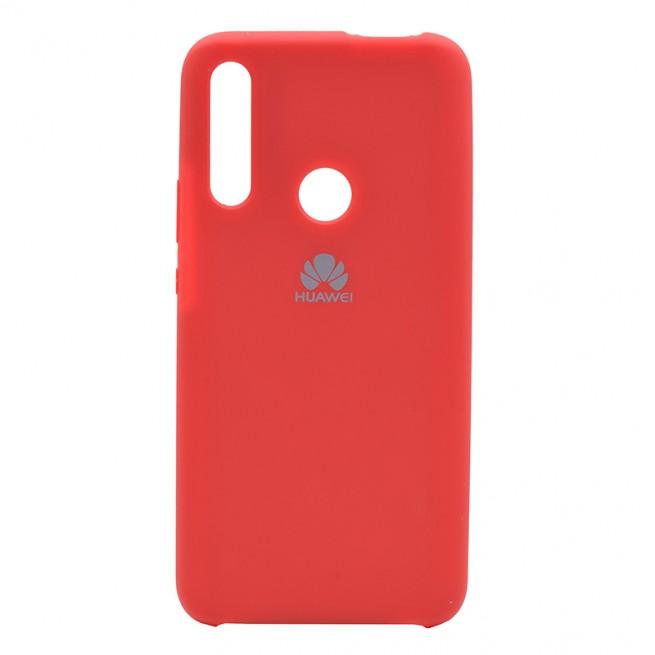 کاور مدل Silicon TPU مناسب برای گوشی موبایل هواوی Y9 Prime 2019