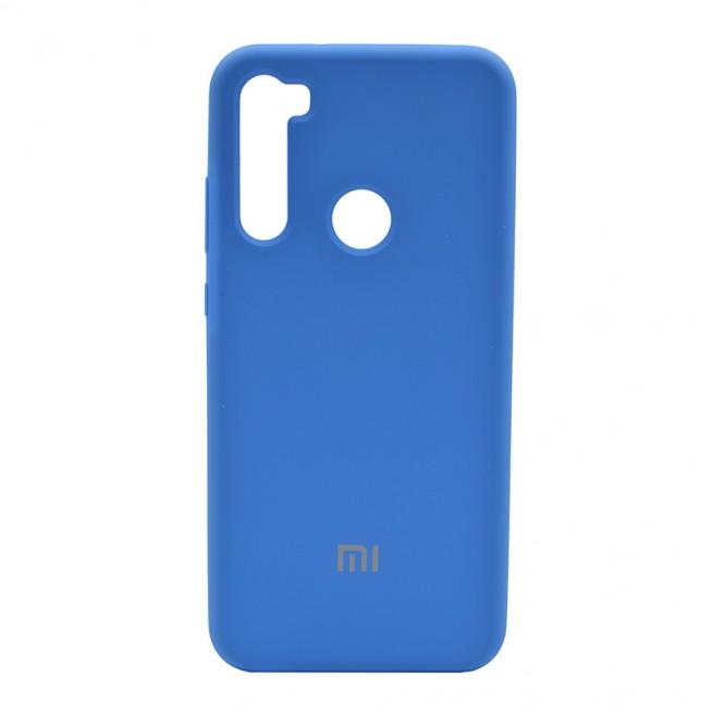 کاور مدل Silicon TPU مناسب برای گوشی موبایل شیائومی Redmi Note 8T