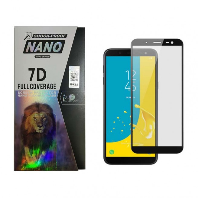محافظ صفحه نمایش آی تاپ نانو 7D مناسب برای گوشی سامسونگ Galaxy J6