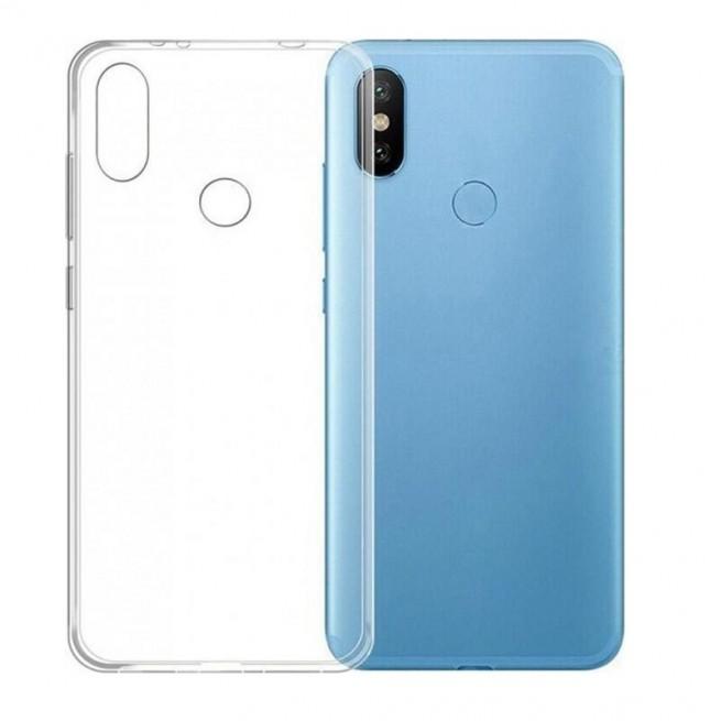 کاور مدل Clear jelly مناسب برای گوشی موبایل شیائومی Redmi S2