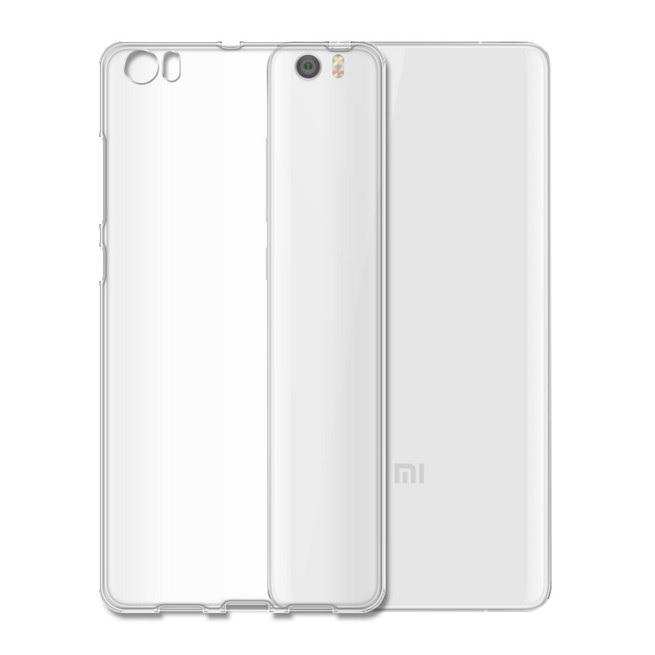 کاور مدل Clear jelly مناسب برای گوشی موبایل شیائومی Mi 5