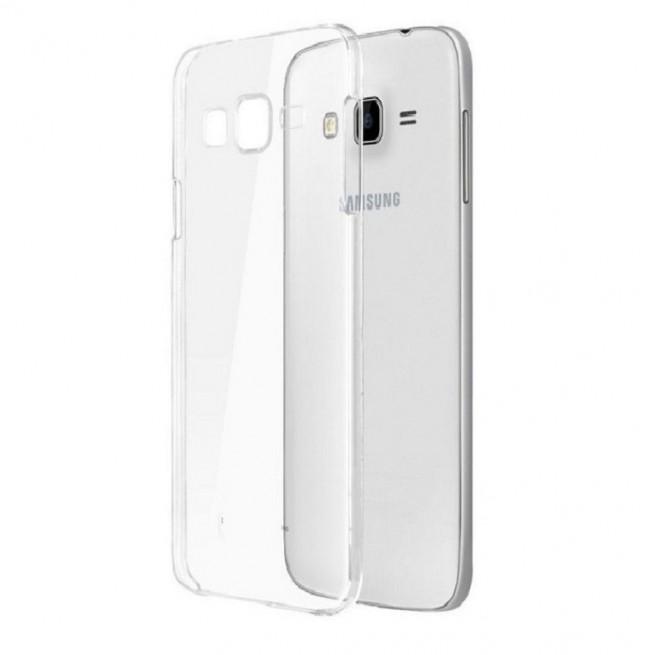 کاور مدل Clear jelly مناسب برای گوشی موبایل سامسونگ Galaxy A5