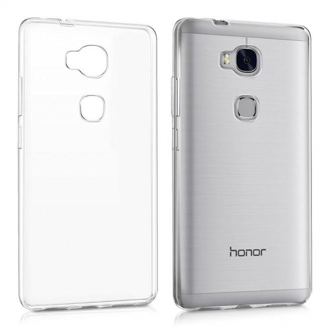 کاور مدل Clear jelly مناسب برای گوشی موبایل هواوی Honor 5X / GR5