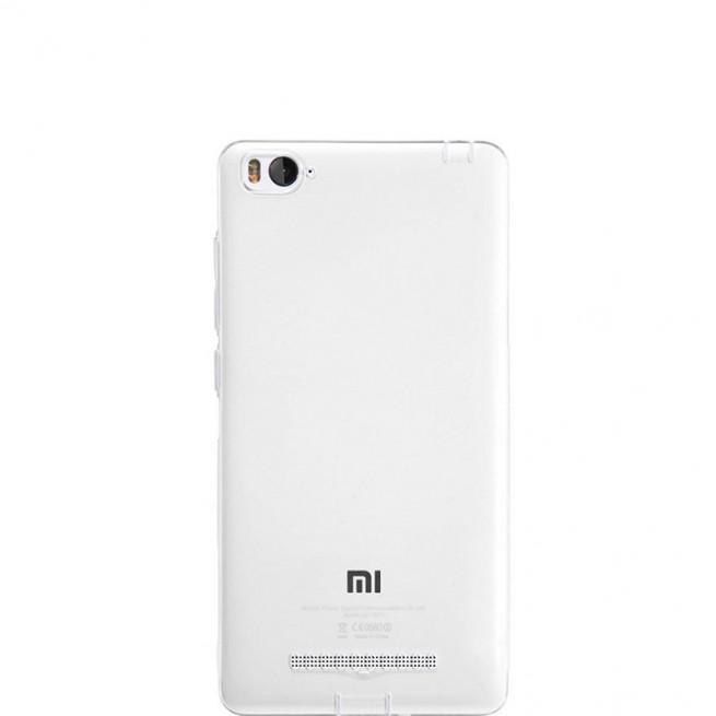 کاور مدل Clear jelly مناسب برای گوشی موبایل شیائومی Mi 4C