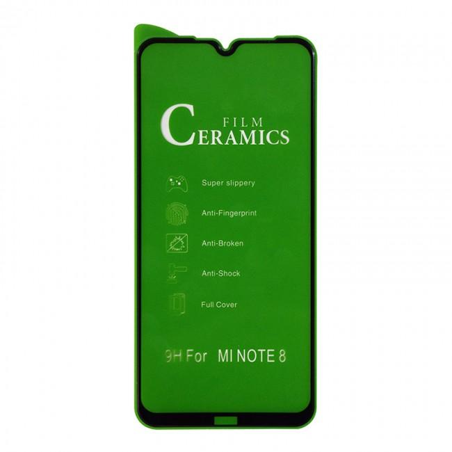 محافظ صفحه نمایش مدل Ceramic 9D مناسب برای گوشی شیائومی Redmi Note 8