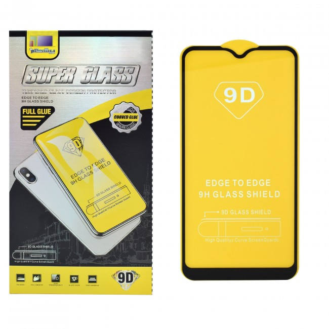 محافظ صفحه نمایش مدل Pishgam 9D مناسب برای سامسونگ Galaxy M30s