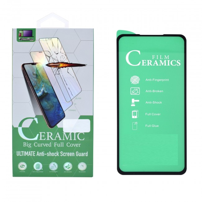 محافظ صفحه نمایش مدل Pishgam-CeramicFilm مناسب برای سامسونگ A51