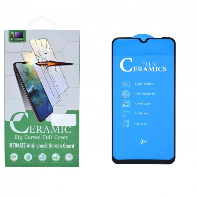 محافظ صفحه نمایش مدل Pishgam-CeramicFilm مناسب برای شیائومی Redmi Note 9S