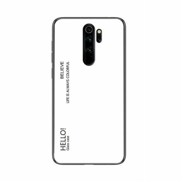 کاور مدل Hello مناسب برای گوشی موبایل شیائومی Redmi Note 8 Pro