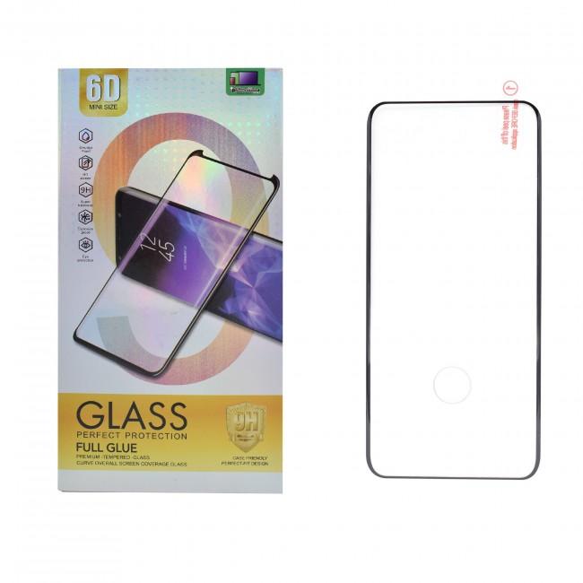 محافظ صفحه نمایش مدل تمام چسب 0.18mm مناسب برای سامسونگ S10 Lite