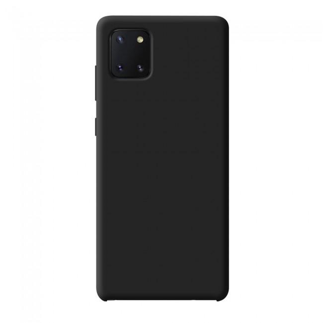 کاور مدل Silicon TPU مناسب برای گوشی موبایل سامسونگ Galaxy Note 10 Lite