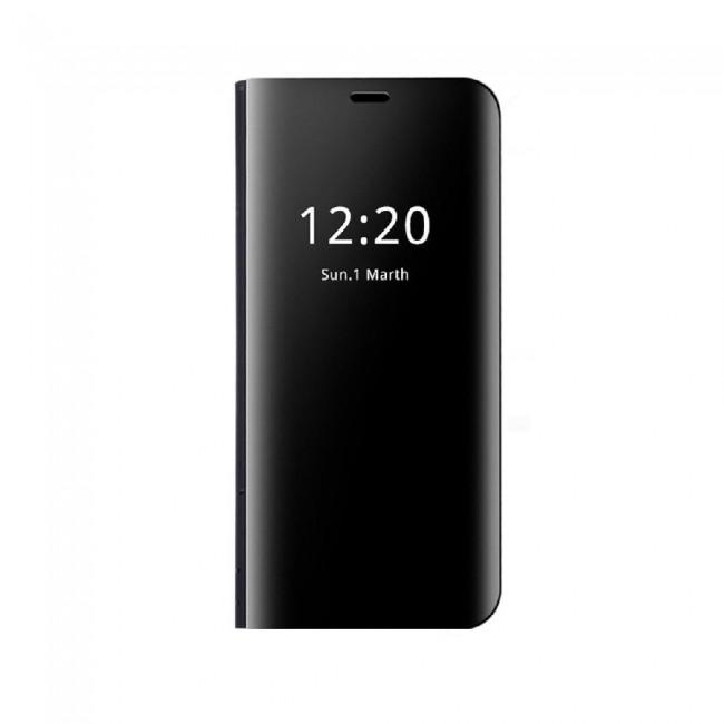 کیف کلاسوری مدل Clear View مناسب برای گوشی موبایل سامسونگ Galaxy S10 Lite