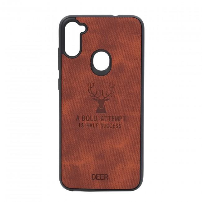 کاور مدل Deer مناسب برای گوشی موبایل سامسونگ Galaxy A11