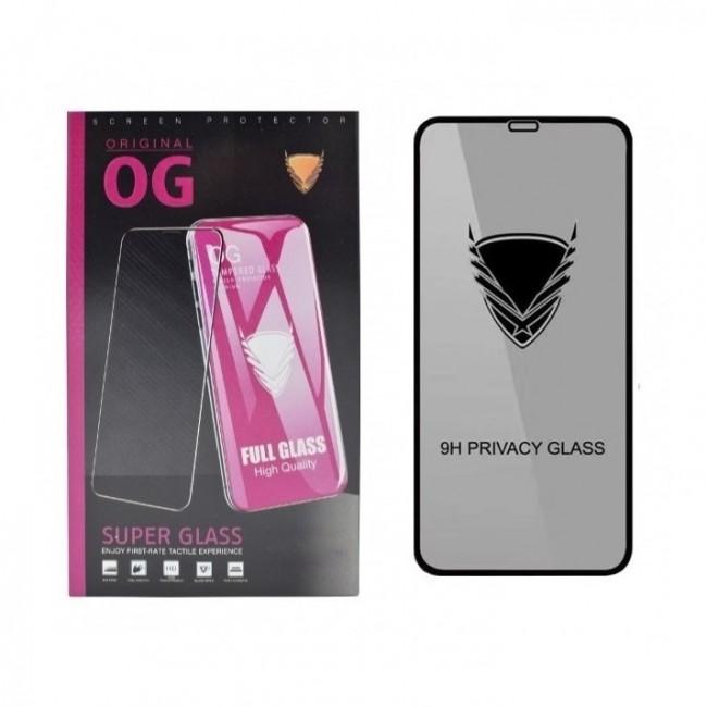 محافظ صفحه نمایش OG مدل Golden Armor-Privacy مناسب برای شیائومی Redmi Note9s