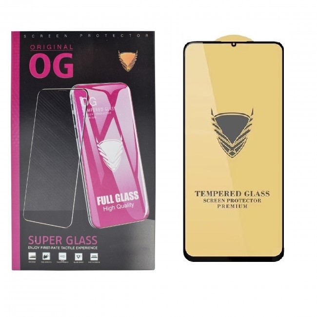 محافظ صفحه نمایش OG مدل Golden Armor-GOLD مناسب برای شیائومی Redmi Note9