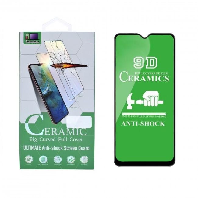 محافظ صفحه نمایش مدل Ceramic-Film مناسب برای شیائومی Redmi Note9