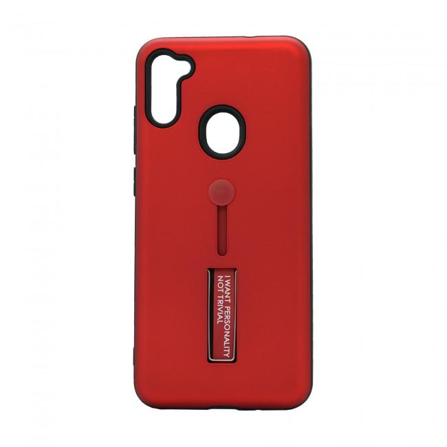 کاور مدل Fashion Case 2 in 1 سامسونگ Galaxy A11/M11