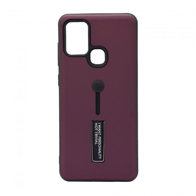 کاور مدل Fashion Case 2 in 1 سامسونگ Galaxy A21s