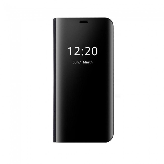 کیف کلاسوری مدل Clear View مناسب برای گوشی موبایل هوآویNova 7i/P40Lite