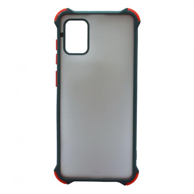 کاور مدل Matte AntiShock مناسب برای گوشی موبایل سامسونگ Galaxy A31