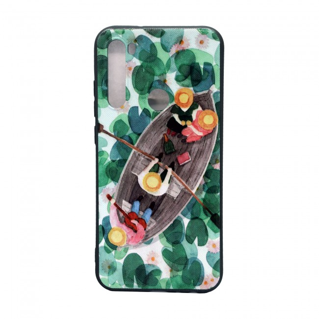 کاور مدل Painted P6 مناسب برای گوشی موبایل شیائومی Redmi Note 8