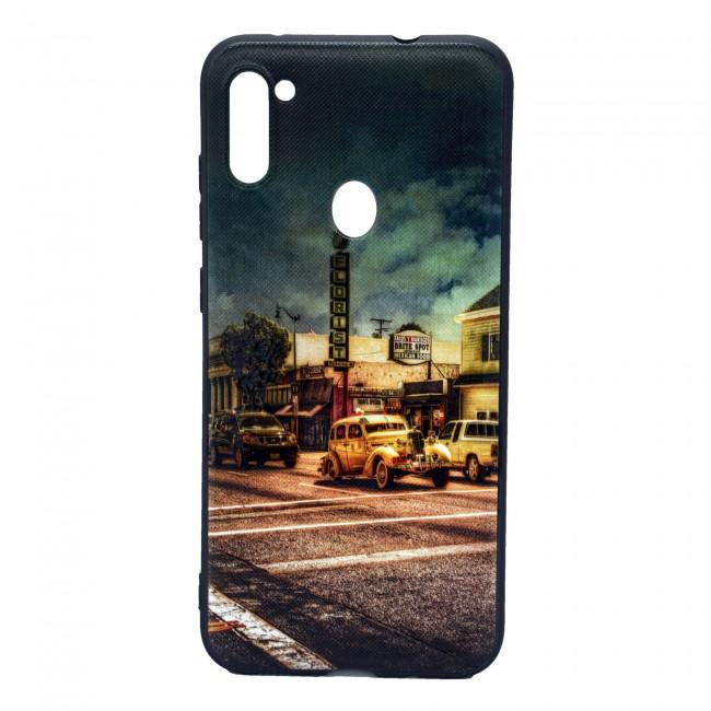 کاور مدل Painted P12 مناسب برای گوشی موبایل سامسونگ Galaxy A20s