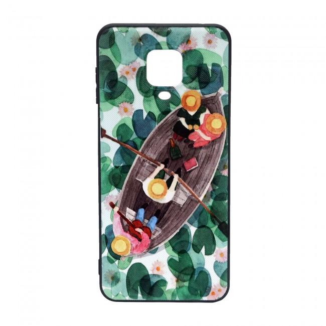 کاور مدل Painted P6 مناسب برای گوشی موبایل شیائومی Redmi Note 9S/Redmi Note 9 Pro