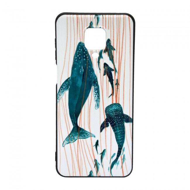 کاور مدل Painted P25 مناسب برای گوشی موبایل شیائومی Redmi Note 9S/Redmi Note 9 Pro