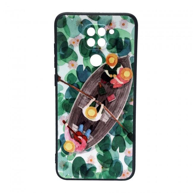 کاور مدل Painted P6 مناسب برای گوشی موبایل شیائومی Redmi Note 9