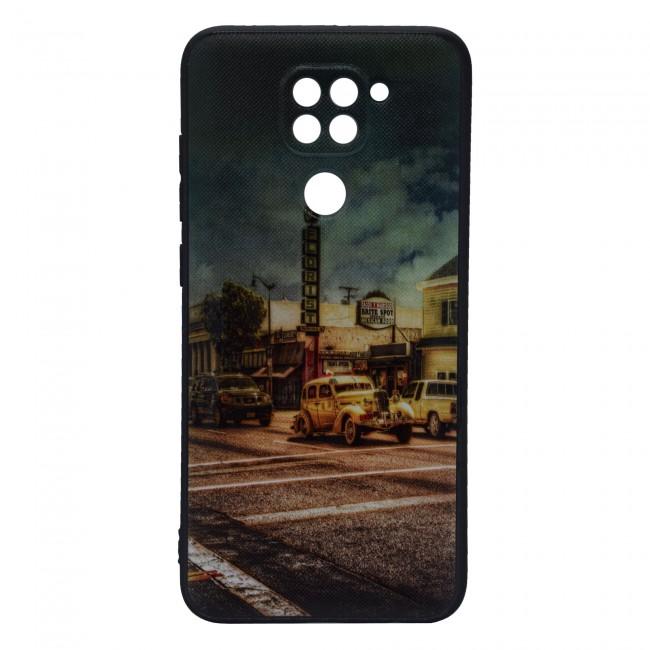 کاور مدل Painted P12 مناسب برای گوشی موبایل شیائومی Redmi Note 9