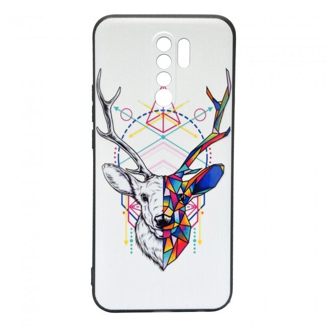 کاور مدل Painted P21 مناسب برای گوشی موبایل شیائومی Redmi 9