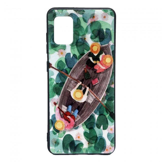 کاور مدل Painted P6 مناسب برای گوشی موبایل سامسونگ Galaxy A31